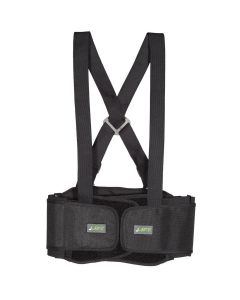 LIFT BSH6KS Stretch Belt Adjustable Support Small Black