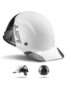 LIFT DAX Carbon Fiber Fifty50 Hard Hat Cap Brim Black Camo