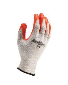 LIFT G15MCLWM Latex Palm Mixed Fiber Knit Glove Medium White 12ct