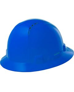 LIFT HBFC7B Briggs Full Brim Vented Hard Hat Blue