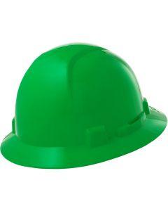 LIFT HBFE7G Briggs Full Brim Hard Hat Green