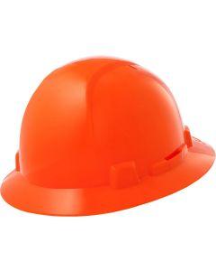 LIFT HBFE7O Briggs Full Brim Hard Hat Orange