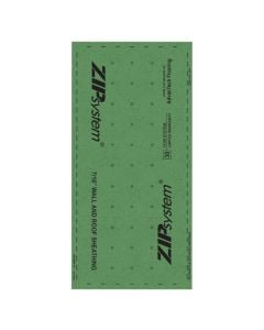 "Huber ZIP System Sheathing 4'x8' 7/16"" Green"
