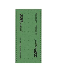 "Huber ZIP System Sheathing 4'x9' 7/16"" Green"