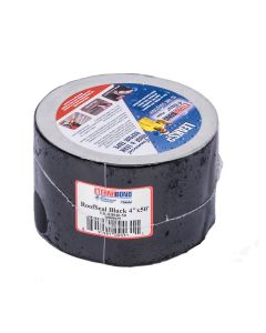 "EternaBond RoofSeal MicroSealant Seam and Roof Repair Tape 4""x50' Black"
