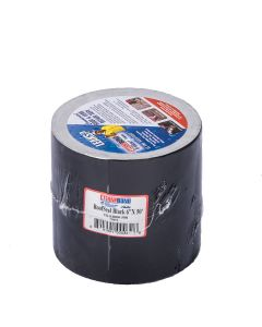 "EternaBond RoofSeal MicroSealant Seam and Roof Repair Tape 6""x50' Black"