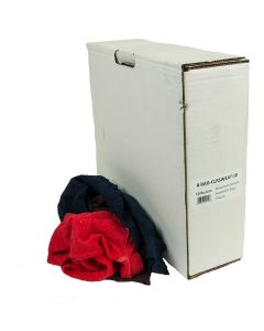 Lakefront Colored Rags 10lb Box
