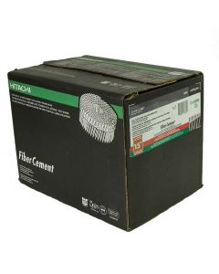 "Hitachi Coil Nails Fiber Cement 2 1/4"" Case"