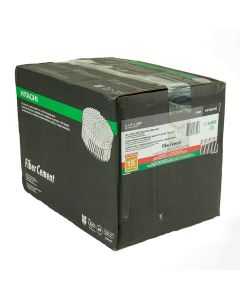 "Hitachi Coil Nails Fiber Cement 2 1/2"" Case"
