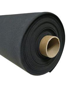 "Gaco NF621 Field Curing Neoprene 18""x100' Roll Black"