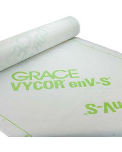 "GCP Grace VYCOR enV-S Peel and Stick House Wrap 40""x120'"