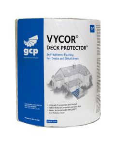 "GCP Grace Vycor Deck Protector Flashing Tape 9""x75'"