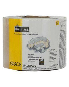 "GCP Grace Vycor Plus Flashing Tape 6""x75'"