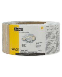 "GCP Grace Vycor Plus Flashing Tape 4""x75'"