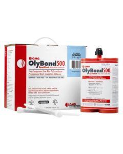 OMG OB500SS-W65 OlyBond500 Insulation Adhesive Winter Grade SpotShot 1500ml 4 tubes