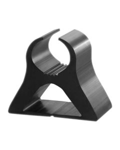 """OMG PGL-BK PipeGuard Large EPDM Pipe Support 3.5"""" Black 10ct"""