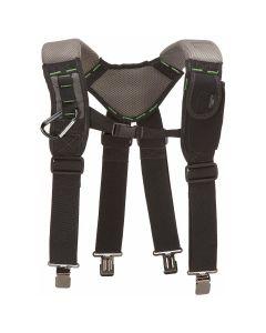 McGuire Nicholas BL-30289 ToolRider Gel Foam Suspenders