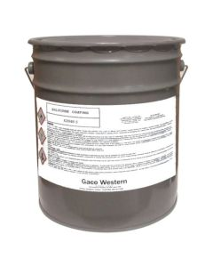 Gaco S20 Solvent Free Silicone Coating 5 Gallon Tan