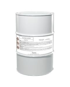 Gaco Cleanable Solvent Free Silicone 55 Gallon White
