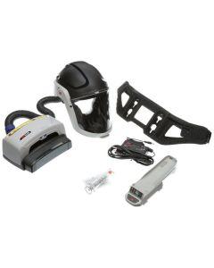 3M TR-600-HIK Versaflo PAPR Kit Hard Hat With Face Shield