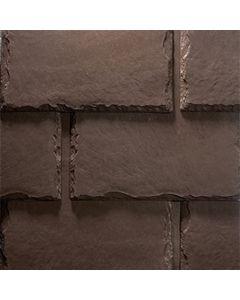 "EcoStar Majestic Slate Chestnut Brown  12"" 25pc/bdl"
