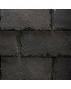 "EcoStar Majestic Slate Midnight Gray 12"" 25pc/bdl"