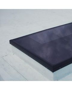 "VELUX Skylight Fixed Curb Mount Low E 22 1/2""x22 1/2"""