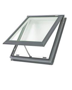 "VELUX VS C01 2004 Skylight Deck Mount Fresh Air Low E 21""x26 7/8"""