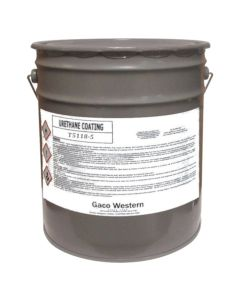 Gaco T5118 Urethane Coating Trowel Thinner 5 Gallon