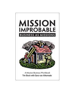 Tim Bock Mission Improbable Book Paperback