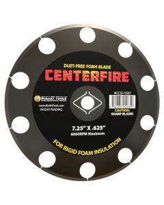 "Bullet Tools CenterFire Circular Saw Insulation Blade 7.25"""