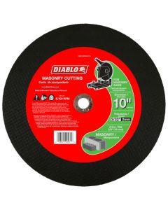 "Diablo Masonry Cut Off Abrasive Wheel 10"""