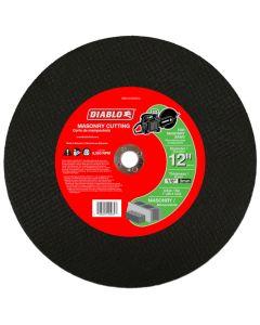 "Diablo Arbor Hi Speed Masonry Disk 12""x1/8""x1"""