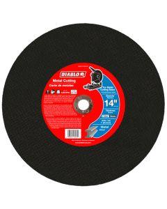 """Diablo Metal Chop Saw Disc 14""""x7/64"""""""