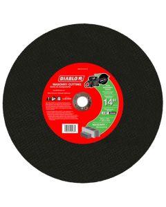 "Diablo Arbor Hi Speed Masonry Disc 14""x1/8"""