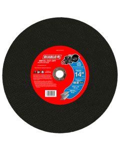"""Diablo Arbor Hi Speed Metal Disc 14""""x1/8""""x20mm"""