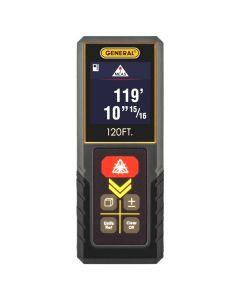 GENERAL LDM3 Compact Laser Measure 120' Range