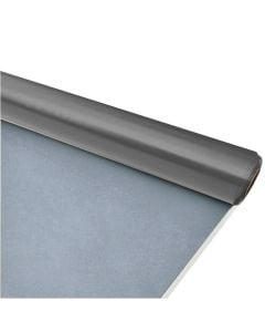 GAF EverGuard TPO Roofing Membrane 60mil 10'x100' Gray