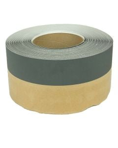 "GAF Everguard TPO Heat-Weldable Cover Tape 6""x100' White"