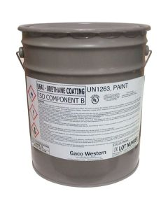 Gaco U64 Urethane Coating ISO Side 5 Gallon
