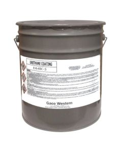 Gaco U64 Urethane Coating ISO Side Low VOC 5 Gallon