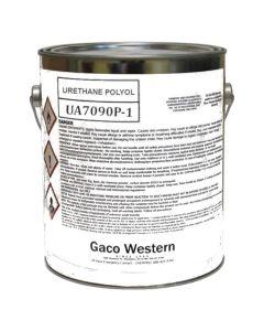 Gaco UA7090P Clear Urethane Aliphatic Polyol 1 Gallon
