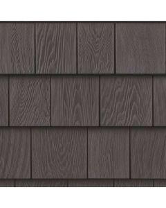 "Grayne 7.5"" Red Cedar Shingle Siding Aged Grey 8.5""x60.75"" 32ct"