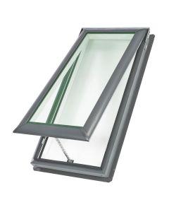 "VELUX VS M06 0004 Skylight Deck Mount Fresh Air Low E Stain Grade Wood 30 1/16""x45 3/4"""