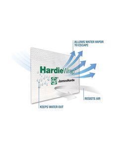 James Hardie HardieWrap Weather Barrier 3'x100'