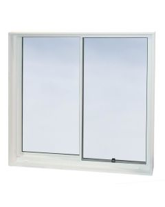 "Wellcraft Left Handed Egress Sliding Window 48""x48"""
