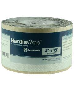 """James Hardie HardieWrap Pro-Flashing Tape 4""""x75'"""