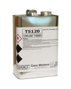 Gaco T5120 Compliant Thinner 1 Gallon