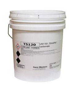 Gaco T5120 Compliant Thinner 5 Gallon