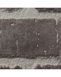 """Nichiha ED452 Vintage Brick AWP1818 3/4"""" White Wash 2ct"""